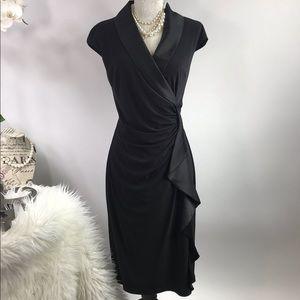 Ralph Lauren shortsleeved black Dress